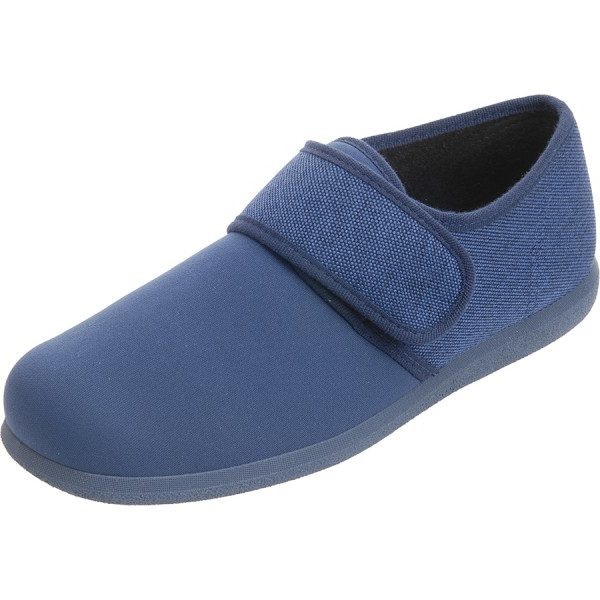 James Extra Roomy Shoe and men's wider fitting shoes, slippers and sandals.