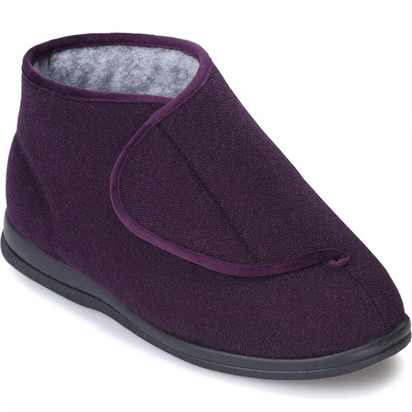 Elise bootee slipper and ladies slippers