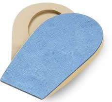 Poron Heel Cushions and Insoles for Problem Feet