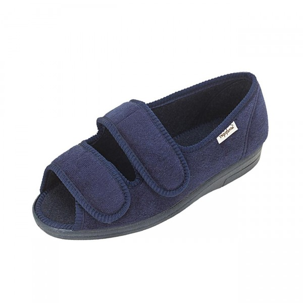 Doreen Ladies Slipper and ladie's wider fitting slippers