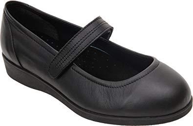 Cosyfeet Extra Roomy Ladies Shoe