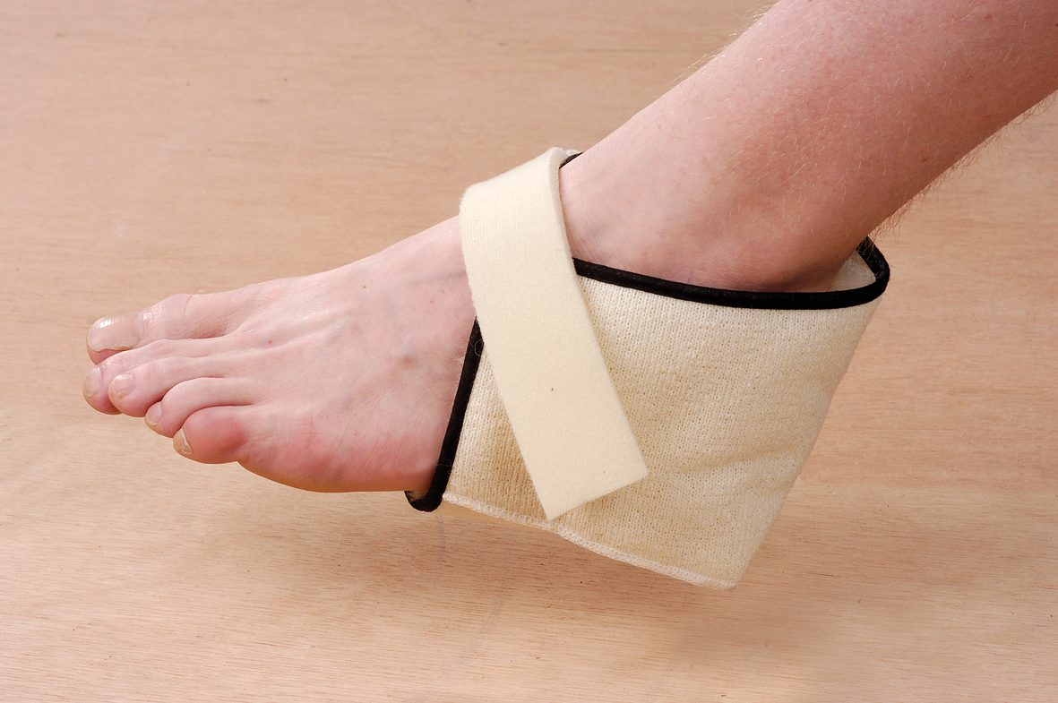 Heel protector and foot accessories and foot aids