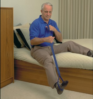Leg Lifter and Shoe Aids