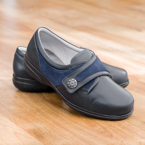 Cosyfeet Darcy Ladies Extra Roomy Shoe