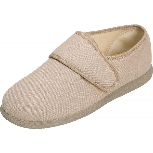 Henry Roomy Slipper and wider fitting men's slippers