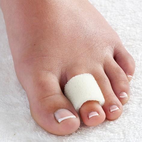 Toe Foam and Padding