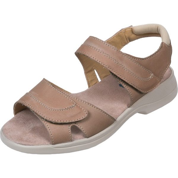 Cher Roomy Sandal and wider fitting footwear