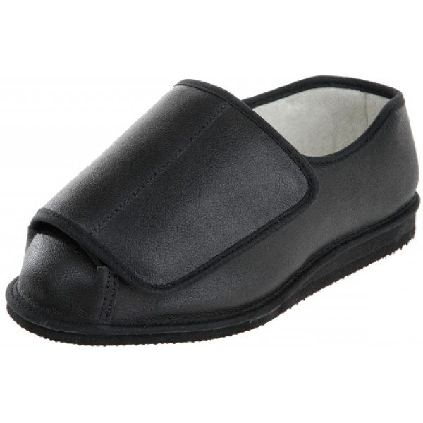 Rowan Leather Slipper and men's wider fitting slippers