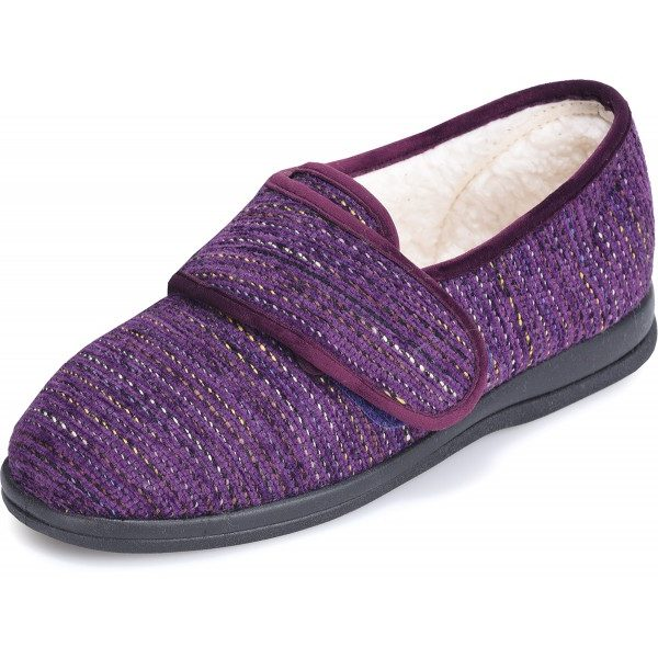 Holly warm lined slipper