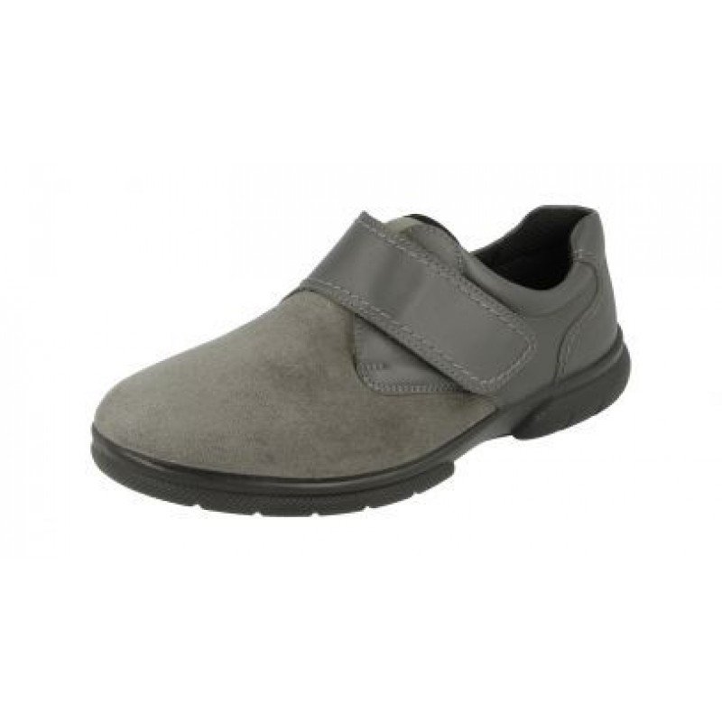 Beacon Roomy Men's Shoe and other men's wider fitting shoes and slippers
